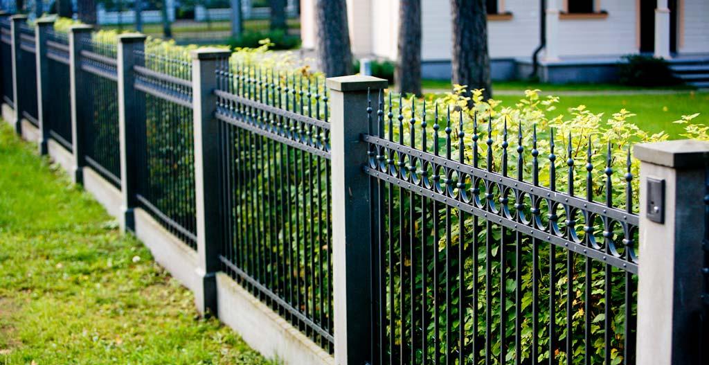 Fences and Railing six
