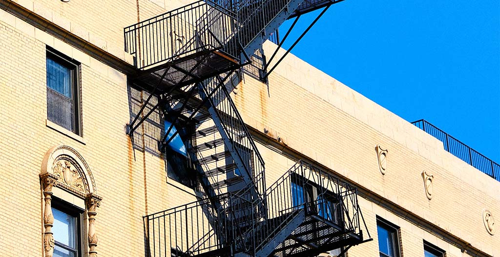 Fire escape two