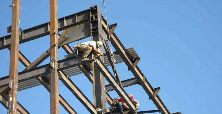 Structural erector three